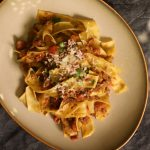 BEEF BOLOGNESE PAPPARDELLE