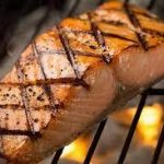 Grilled Salmon 200g